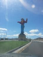 25th July: Nevada, USA